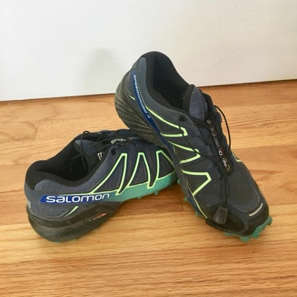 b123719c4c9 Salomon Speedcross 4 Women s trail running shoes. M 5c5c677c3e0caae5f2705361